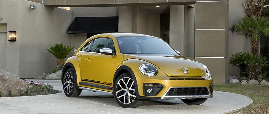 Volkswagen uvádí na český trh model Beetle Dune